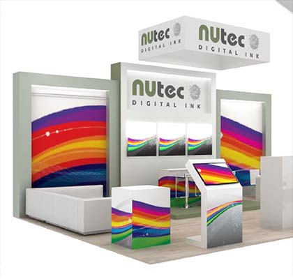 Nutec Expo Stand