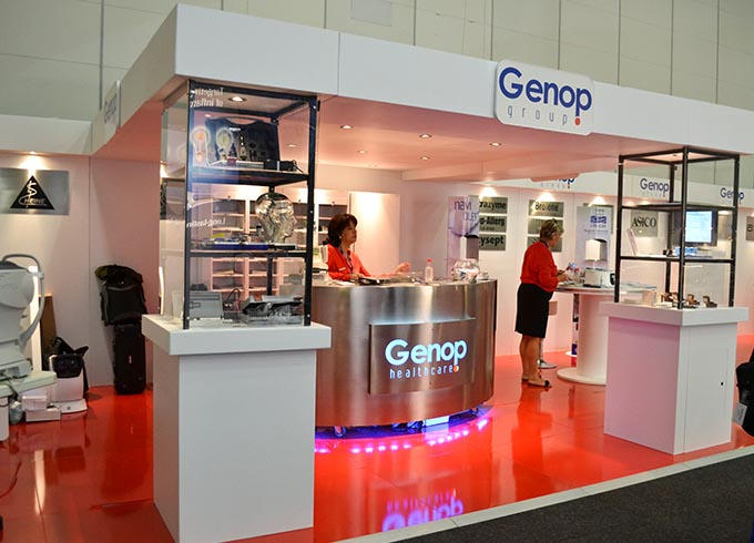 GENOP Expo Stand