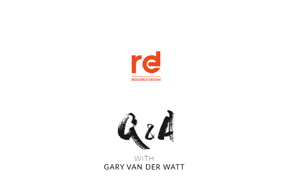 Q&A with Gary Van Der Watt