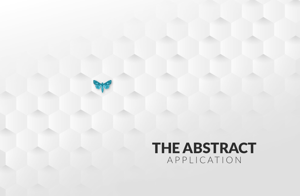 The Abstract Application