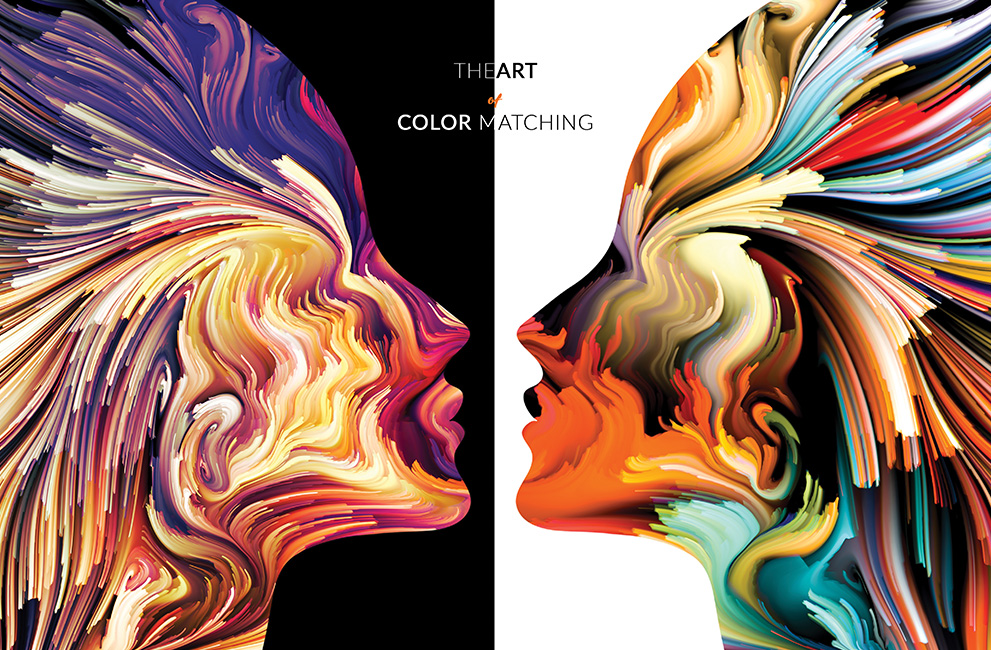 The Art of Color Matching