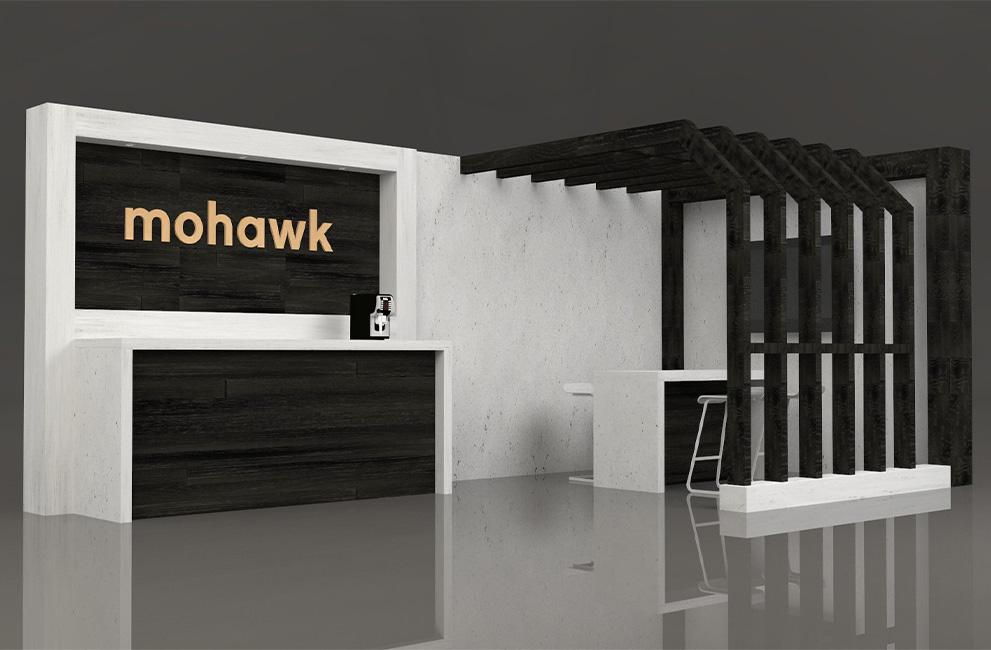 Global Shop Booth Design